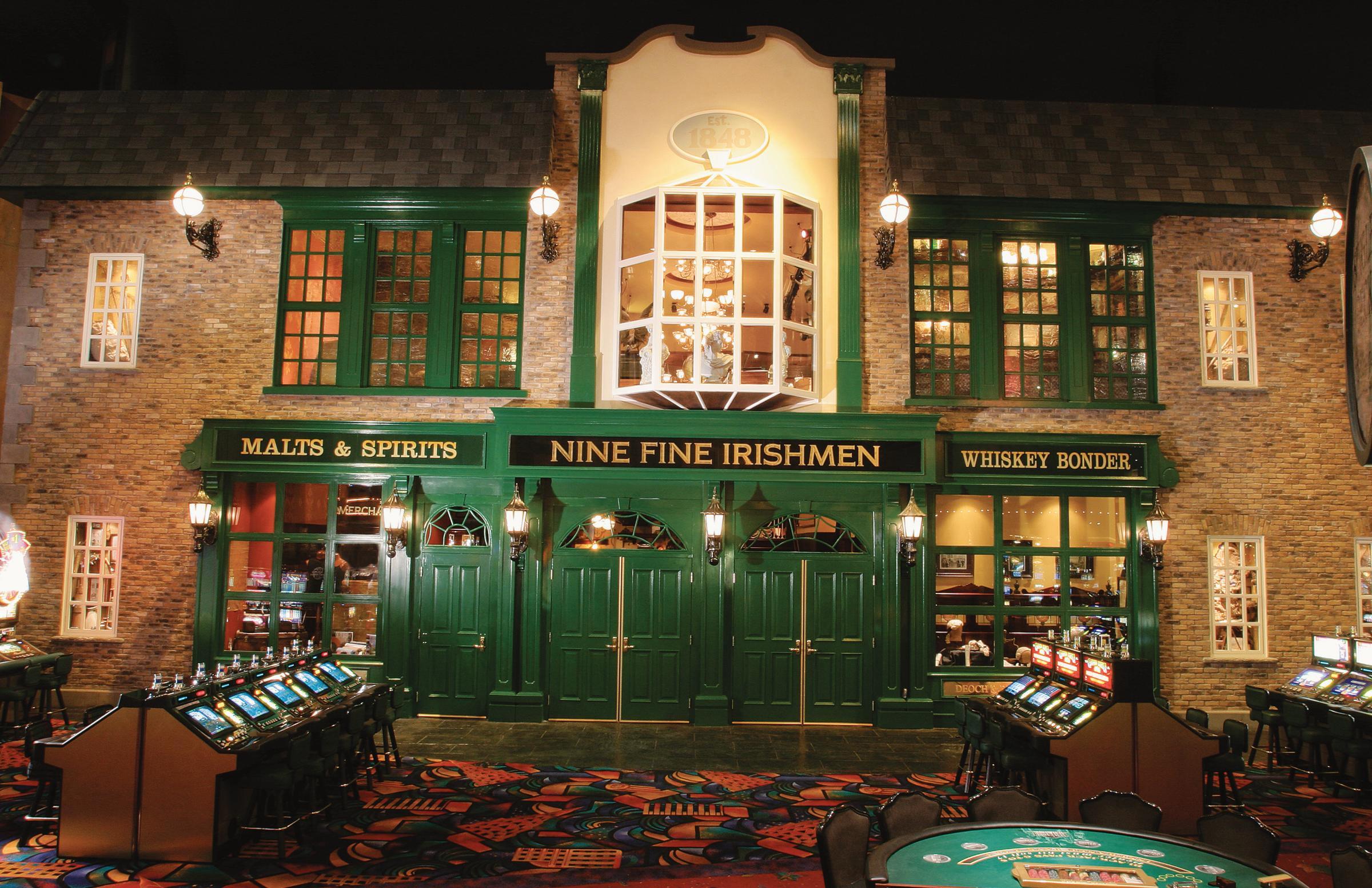Las Vegas for Brits » New York New York